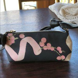 Floral  salvatore ferragamo mini bag